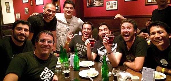 El Equipo Peruano: Saqra, Barranco Beer Company, Barbarian, Nuevo Mundo, Cumbres, Cervecería del Valle