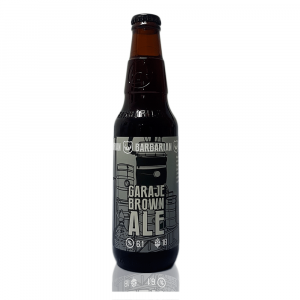 Barbarian Garaje Brown Ale